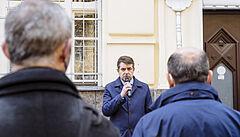 Ukrajinský velvyslanec v Praze: Mezi válkou na Ukrajině a druhou světovou jsou jisté paralely