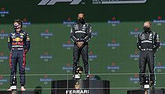 Sedminásobný mistr světa F1 Hamilton prodloužil smlouvu s Mercedesem na další dva roky