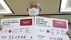 Zrušte olympiádu v Tokiu, zachraňte naše životy. Petice pro OH získává na síle, bude to ale stačit?