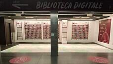Knihy zdarma do busu nebo vlaku. V Římě nově funguje digitální knihovna pro cestující