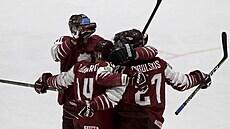 Zápasy hokejového MS se uskuteční bez diváků, minimálně ve skupinách