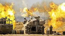 Vzájemný a bezpodmínečný klid zbraní. Izrael schválil příměří, které ukončí konflikt s Gazou
