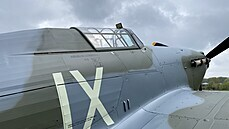 Do sbírky Muzea Točná přibude stíhačka Hawker Hurricane. Bojovali v ní českoslovenští letci