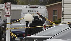 Střelce z Colorada nepozvali na oslavu, tvrdí nově policisté. Muž o víkendu pozabíjel celou rodinu