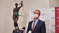 Ministryně Benešová podala kárnou žalobu na exšéfa žalobců Zemana kvůli kauze Czernin
