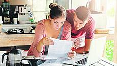 Prověřte si po lockdownu rozpočet domácnosti. Jak na to krok za krokem