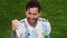 Messi po postupu: Věděli jsme, že vyhrajeme. Nezasloužili jsme si vypadnout