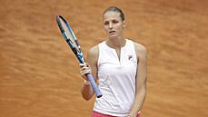 O finále proti vítězné ranařce. Plíšková v semifinále Wimbledonu vyzve Sabalenkovou
