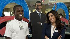 Zemřel nejmladší Američan, který dělal rozhovor s prezidentem. V jedenácti se ptal Obamy na školní obědy