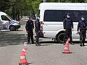 Belgická policie zadržela stoletého staříka kvůli zabití jiného seniora