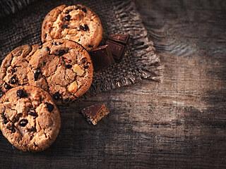 Příprava sušenek není vůbec složitá má však jedno úskalí. Jak poznáte, že jsou dobře upečené?