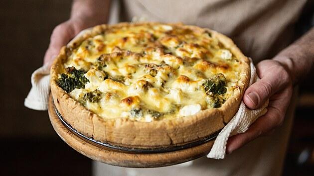 Udělejte si quiche, slané koláče či kynutou pizzu. Tipy a triky na to nejlepší těsto