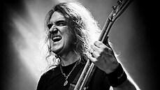 Kapela Megadeth vyhodila zakládajícího člena kvůli nařčení ze sexuálního obtěžování