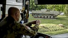 Armády pod klimatickou palbou. Spalují moc benzinu a fosilních paliv