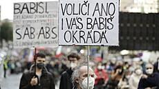 Hamáček u Zemana, tisková konference k nedůvěře vládě a pochod Milionu chvilek