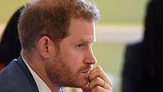 Londýn jako spouštěč tragických vzpomínek na smrt matky. Princ Harry podstupoval speciální terapii
