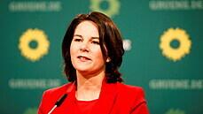 Kandidátka německých Zelených na kancléřku neoznačila zdroje ve své knize. Chybu teď uznala