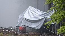 Kvůli pádu lanovky v Itálii policie zadržela tři lidi. Údajně znemožnili fungování záchranné brzdy