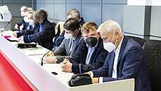 O korupční kauze Vidkun se u soudu opět jedná za zavřenými dveřmi. Důvodem je doplňující výslech odbornice