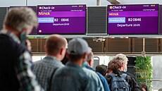 Běloruské aerolinky nesmí do Evropské unie, schválili velvyslanci členských zemí