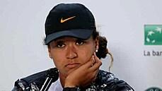 Bojkot médií a odstoupení ze slavného turnaje. Ósakaová skončila na French Open, Williamsová ji podpořila