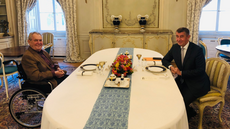 Zeman podle premiéra zopakoval podporu jeho kabinetu. Vyvolávat destabilizaci není dobře pro nikoho, řekl