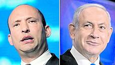 'Buď budou páté volby, nebo vláda jednoty.' Izrael čeká změna premiéra, Netanjahua zřejmě vystřídá Bennett