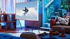 Zapomeňte na televizní stěnu. Moderní televizi můžete klidně umístit doprostřed místnosti