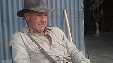 Unikly první fotky lokace z nového Indiana Jonese. Natáčet by se mělo od příštího týdne