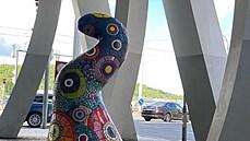 Letošní ročník Sculpture Line se představuje. Sochy v ulicích vystaví Gebauer nebo Koláčková