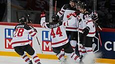 Šokovaní Rusové. Kanada je porazila ve čtvrtfinále a o finále si zahraje s USA