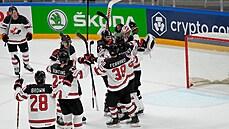 Kanada v úvodním semifinále porazila tým USA 4:2, o zlato si zahraje s Finy