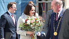 Vystrčil označil Cichanouskou za prezidentku Běloruska. Lukašenkův režim nazvala teroristickým