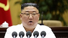 Kim Čong-un vyhlásil novou kulturní válku. K-pop označil za ,jedovatou rakovinu'