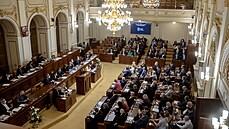 ANO zrušilo párování omluvených poslanců, stěžuje si opozice. Faltýnek postup vysvětlil vratkami ze Senátu