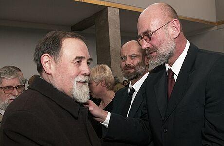 Odešel Rudolf Zeman, obnovitel Lidových novin. Pomohl udělat ze samizdatového listu respektované médium