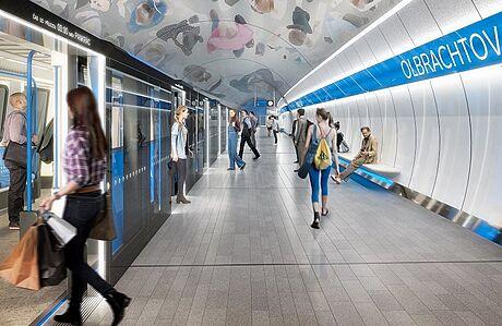 Stavba metra D se nejspíš zpozdí. Jsme blíže pesimistické variantě, přiznal šéf dopravního podniku