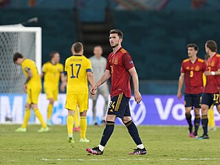 Euro 2020: Španělsko - Švédsko (Aymeric Laporte)