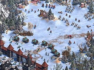 Žižkova kampaň v Age of Empires II.