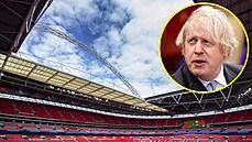 Boj o VIP hosty. UEFA hrozí Britům odebráním finále Eura, pokud neudělí výjimku smetánce
