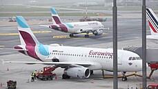Lufthansa otevře v Praze základnu nízkonákladových Eurowings. Cestujícím tak nabídne nové destinace