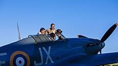 Letecké muzeum Točná převzalo vzácnou stíhačku Hawker Hurricane. Létali v ní českoslovenští piloti RAF