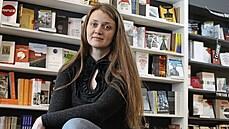 Chybějí mi netopýři, říká běloruská básnířka a překladatelka Nasta Kudasavová