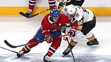 Montreal otočil stav série, Noskova asistence k výhře Vegas nestačila