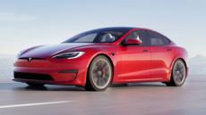 'Rychlejší než Porsche, bezpečnější než Volvo.' Musk představil dosud nejrychlejší Teslu sedan Model S Plaid