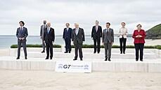 Začal summit G7 v Británii, politici slibují obnovu ekonomik po pandemii a pomoc Africe