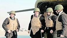 Zeman letí na 'Bidenův' summit, na projev má pět minut. Lídři NATO budou řešit konec mise v Afghánistánu