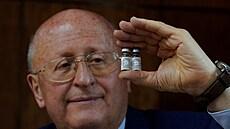 Rusko otestovalo vakcínu proti covidu ve formě nosního spreje pro děti