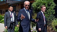 PETRÁČEK: Porazí 'lepší svět' Hedvábnou stezku? Biden chce v Evropě oživit sílu Západu