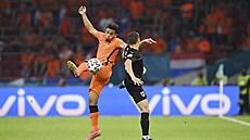 Nizozemci zvládli i druhý zápas, po výhře nad Rakouskem jsou v osmifinále Eura